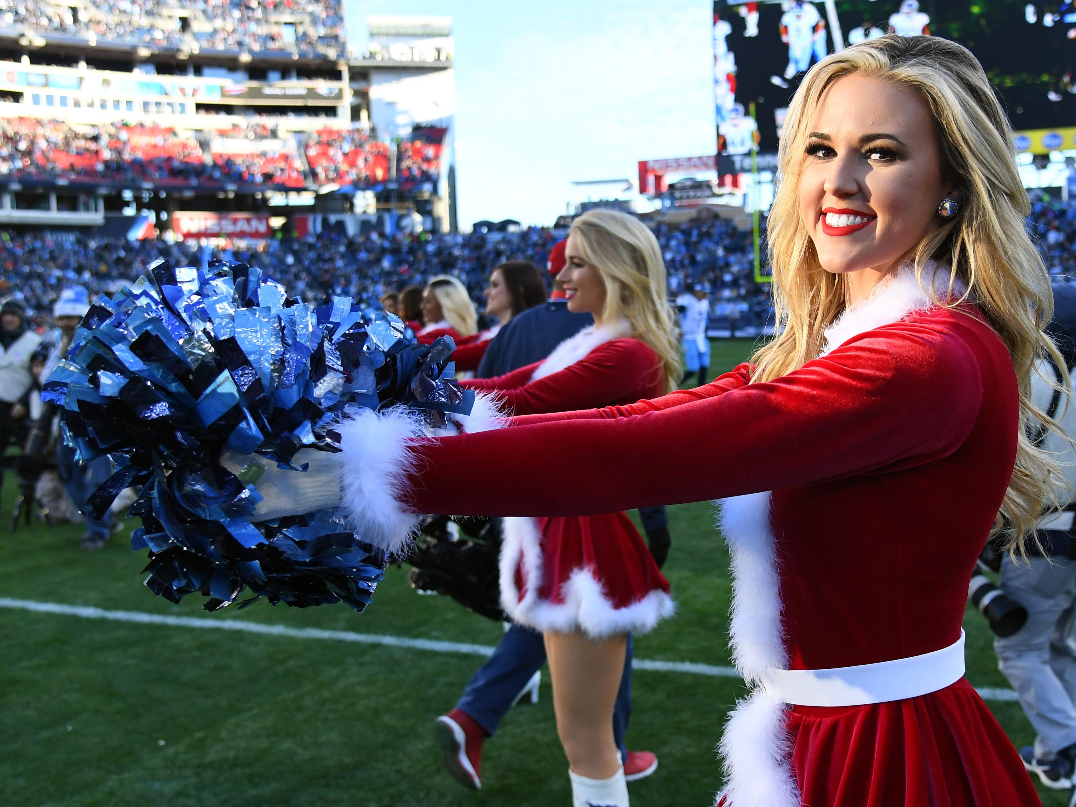 Week 16: Tennessee Titans