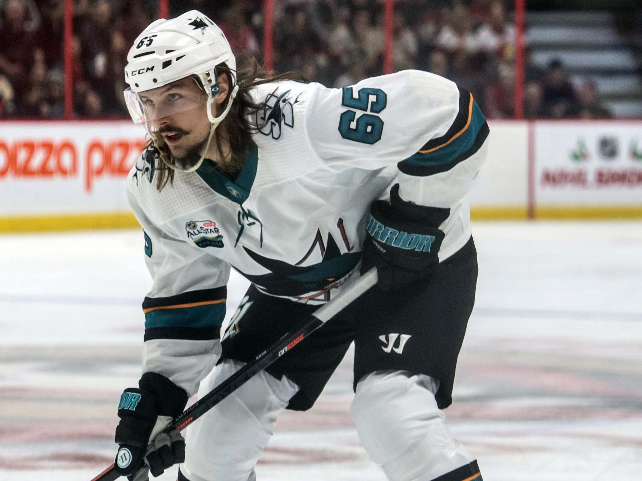 Dec. 23: San Jose Sharks defenseman Erik Karlsson was suspended for two games for an illegal hit to the head of the Los Angeles Kings' Austin Wagner. Lost pay: $69,892.48.