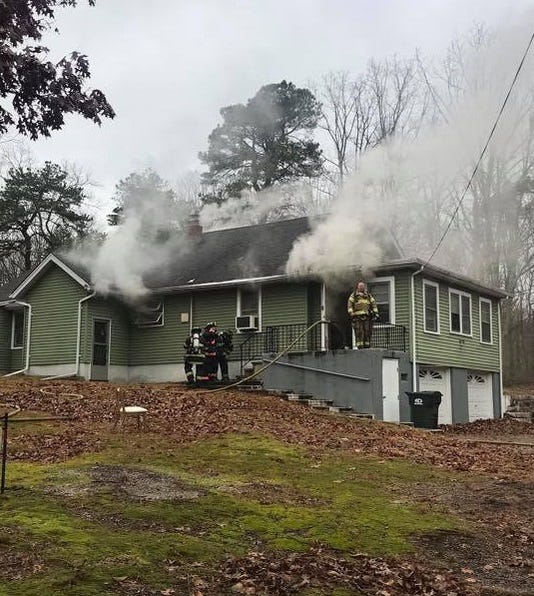Howell Fire 1