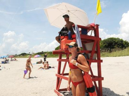 Brevard County Ocean Rescue need lifeguards for 50 positions. Tryouts will be Saturday.