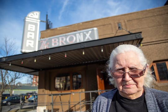 "Charleen Dexter, 69, of Detroit has been the ""Queen of the Bronx Bar"" for almost 42 years. She will be retiring December 2018. The Free Press catches up with Dexter during one of her last days Tuesday Dec. 18, 2018."