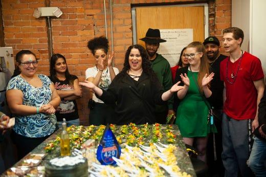 Gift of pot? Marijuana businesses work in Michigan law's gray area