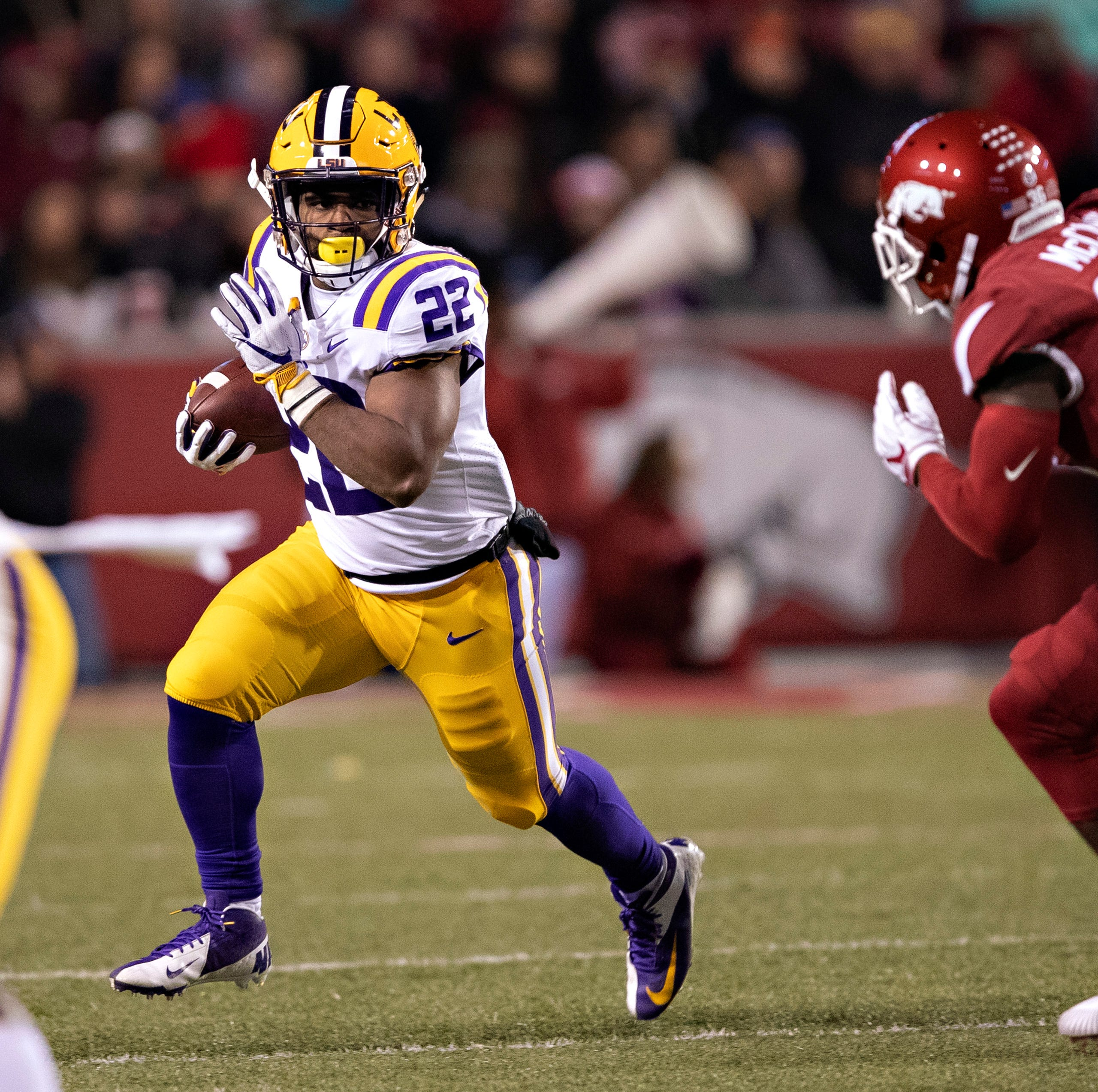 Sunday's football: LSU player involved in fatal shooting was robbery target