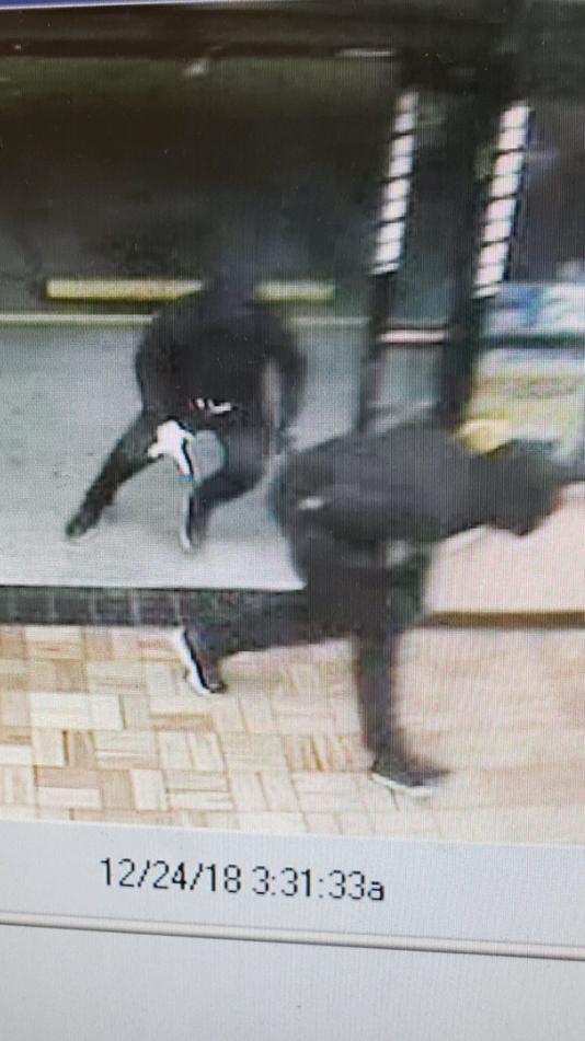 Circle K Black Clad Suspects