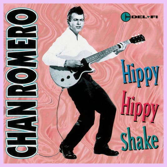 Chan Record Cover