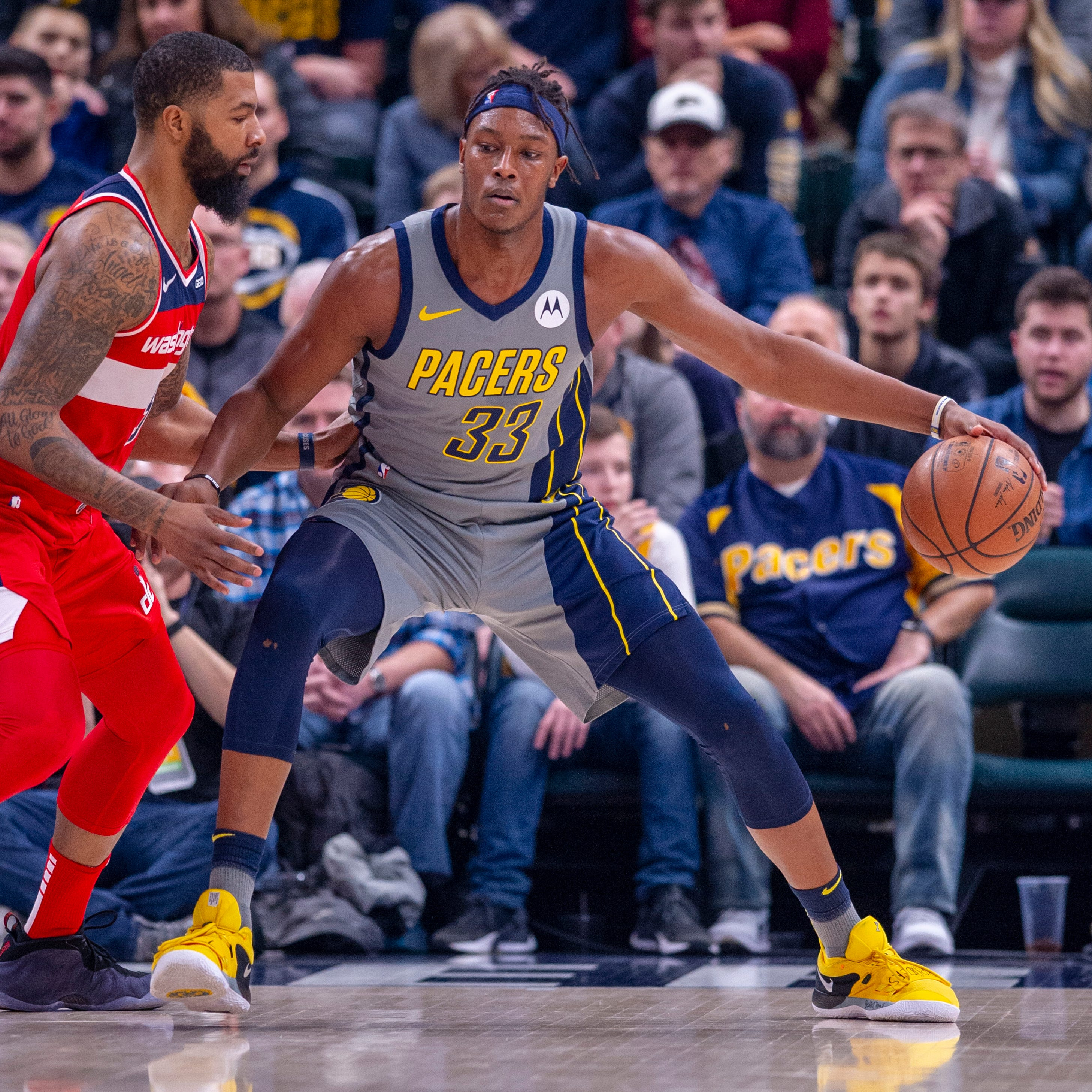 Pacers center Myles Turner (shoulder) will be a game-time decision vs. Suns