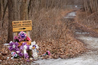 Abby Williams and Libby German's case remains unsolved after interviews with more than 1,000 people.