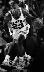 LaBradford Smith in his time at Louisville.