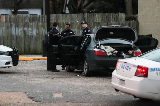 December 24 2018 - Memphis police investigate after a 3-year-old was shot on Jackson Avenue near North Evergreen Street. The toddler was taken to LeBonheur Children's Hospital in critical condition, the police department said in a tweet.