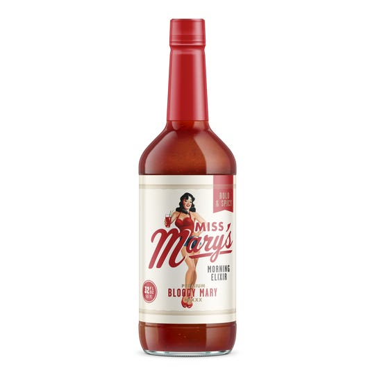 Miss Mary's comes in regular and Bold & Spicy versions.