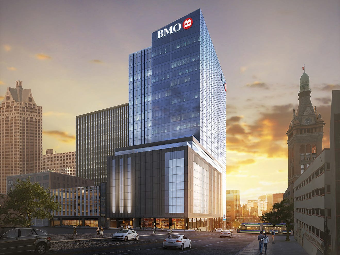 BMO Tower is being developed by the Irgens firm.