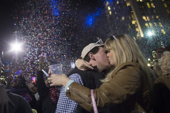 The Montgomery Downtown Countdown New Year's Eve event returns to Riverwalk Stadium on Dec. 31.