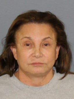 June Reiner, 70, was arrested last week for allegedly fleeing the scene of a Fort Lee hit-and-run that left a pedestrian dead.