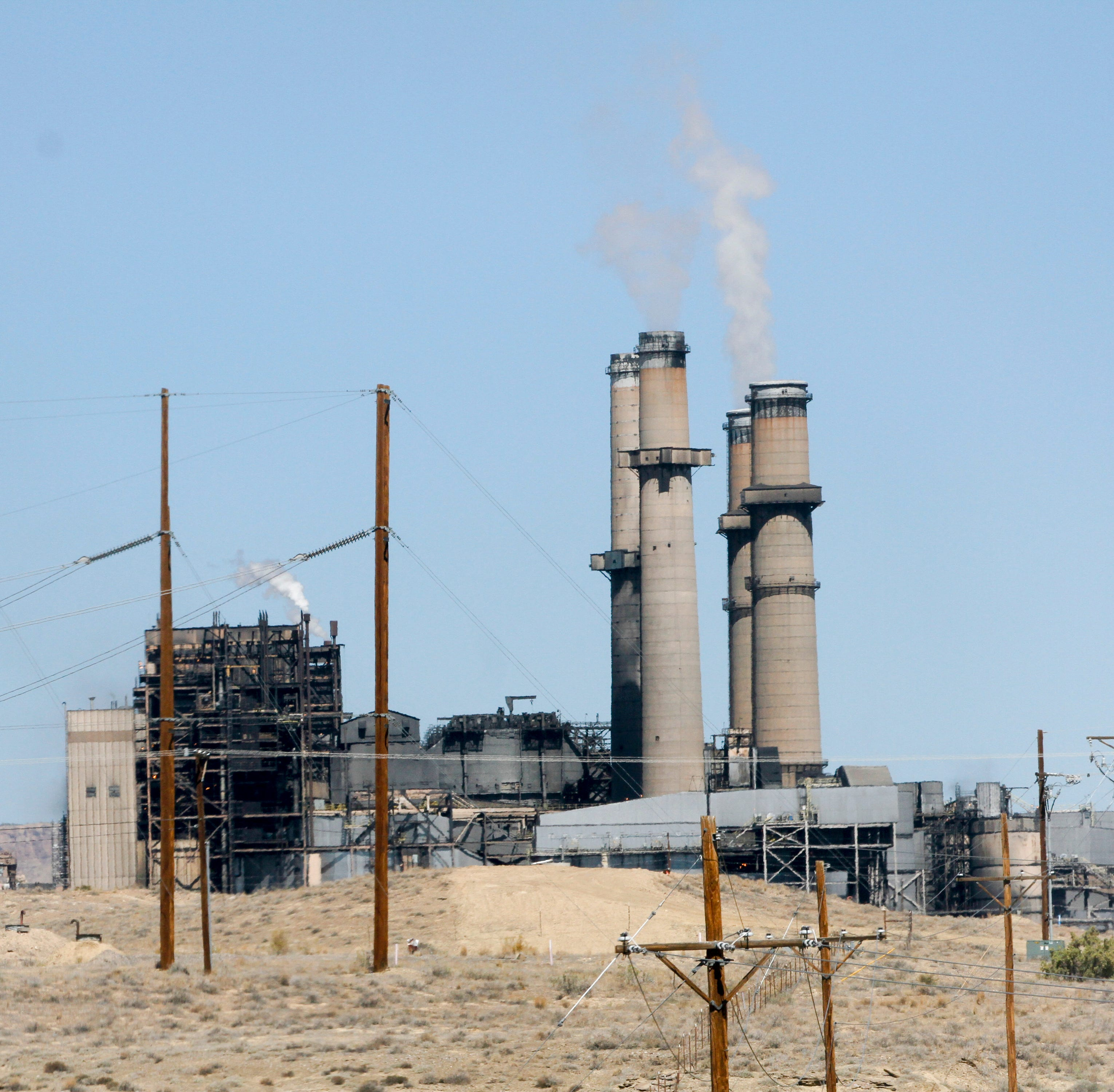 Two bills would provide financing mechanism for closure of San Juan Generating Station