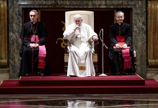 Vatican Religon Pope