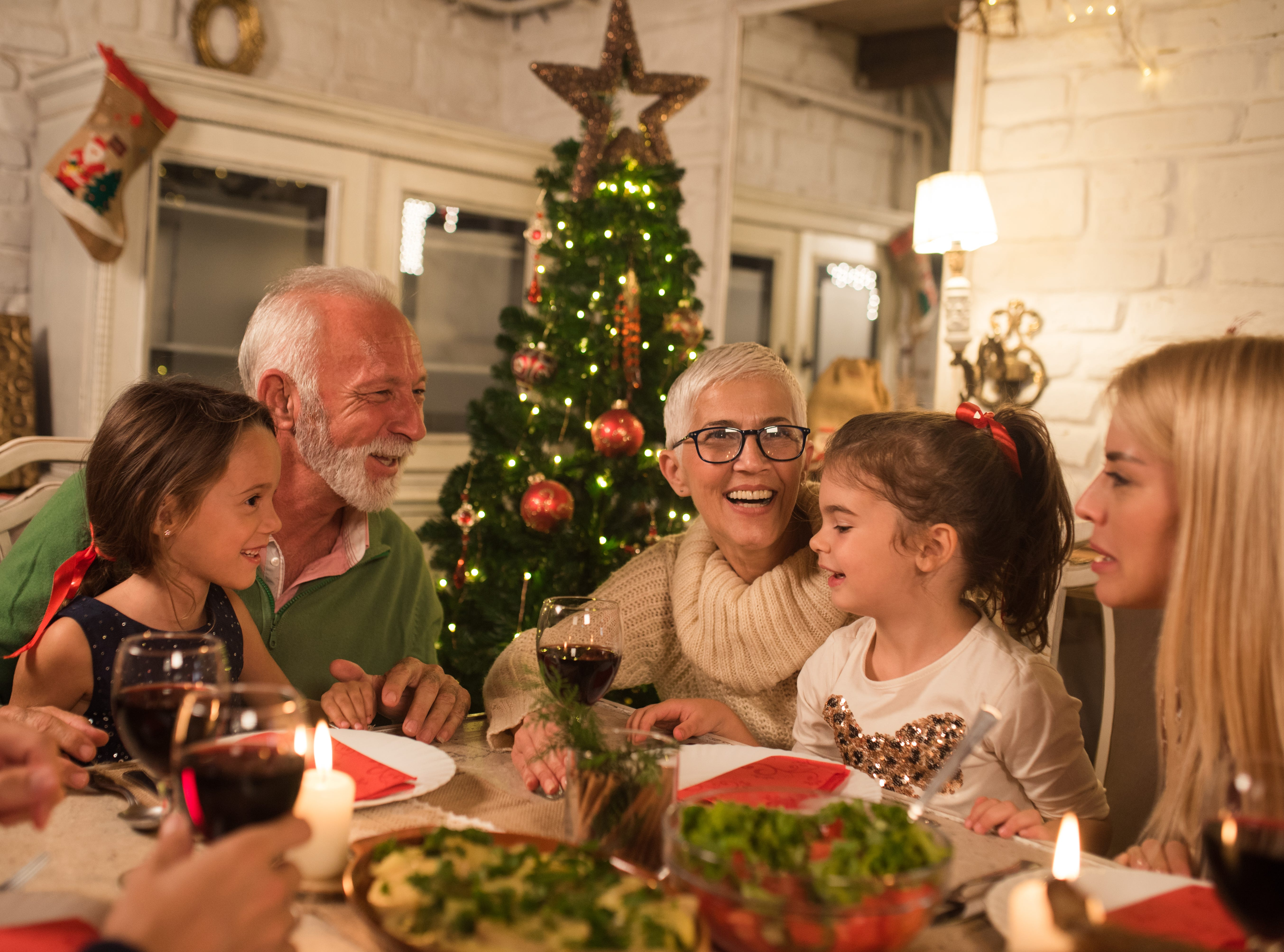 Holiday traditions can offer respite from uncertain moments