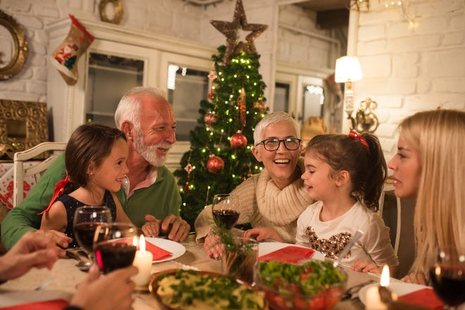 Holiday traditions can be a source of strength.