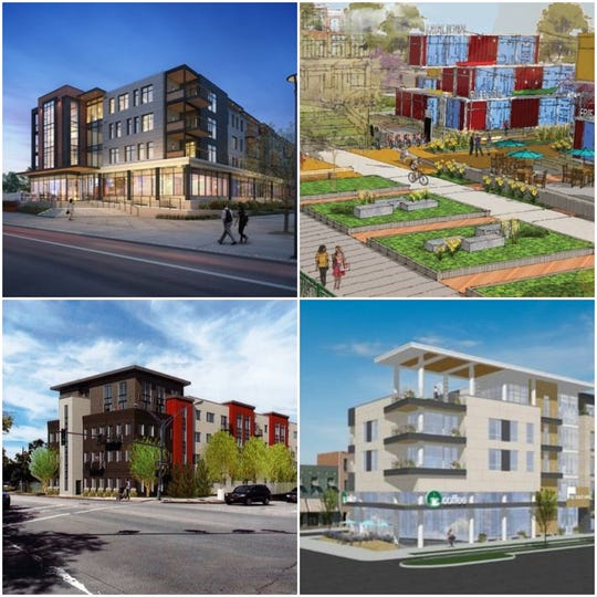 Big changes are in store for the east side of downtown in 2019, with new hotels and apartments, development along the Inner Loop and more.