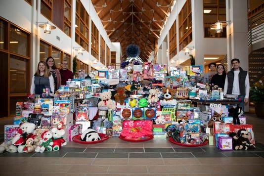 2018 12 21 Christmas Gift Donation 1