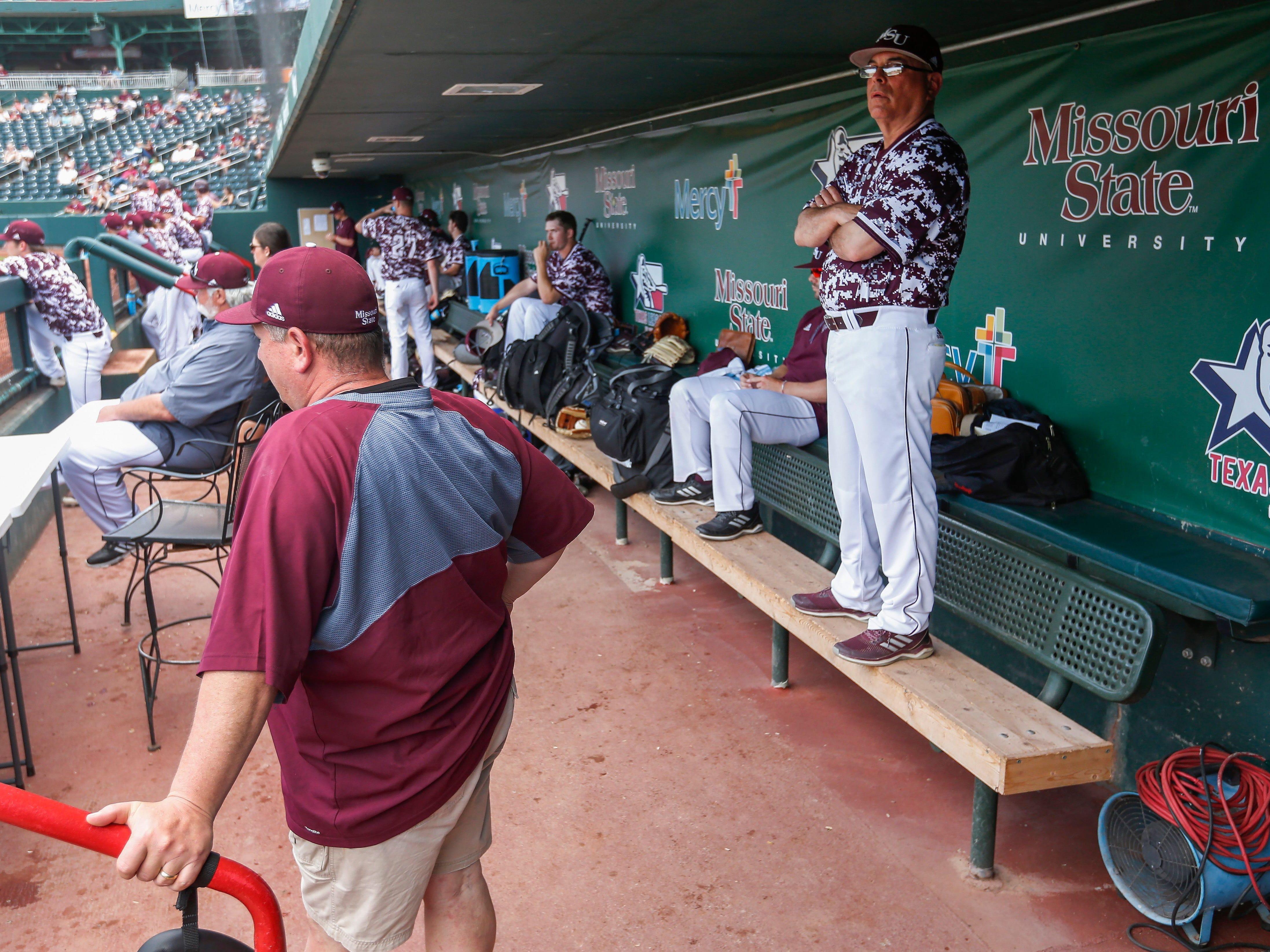 June 3: Missouri State's baseball season ends in NCAA tournament.