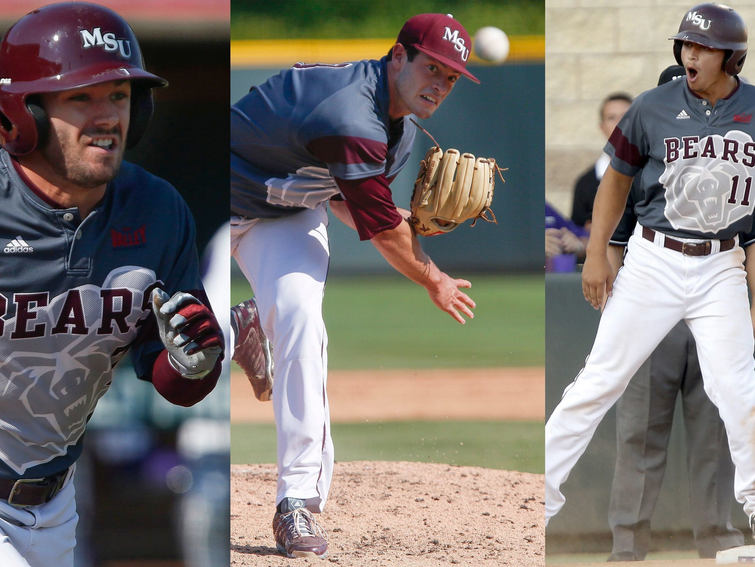 June 4-5: Hunter Steinmetz, Dylan Coleman and Jeremy Eierman are taken in the 2018 MLB Draft.