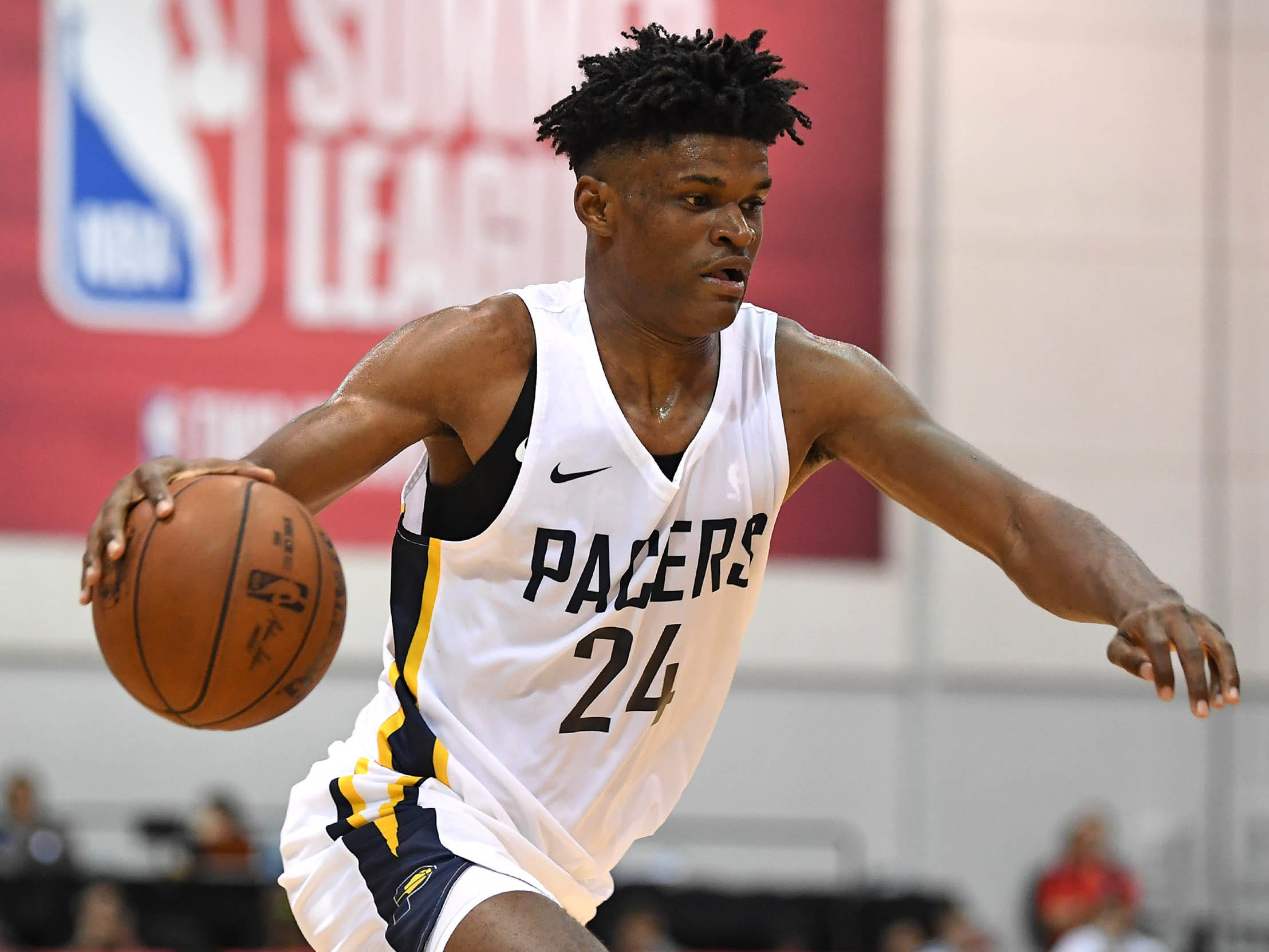June 21: MSU's Alize Johnson is drafted by the Pacers.