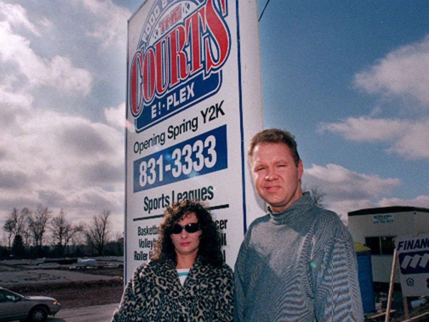 Jack Kramer and his wife Susan are executive directors of the Courts Food & Sports E-Plex.