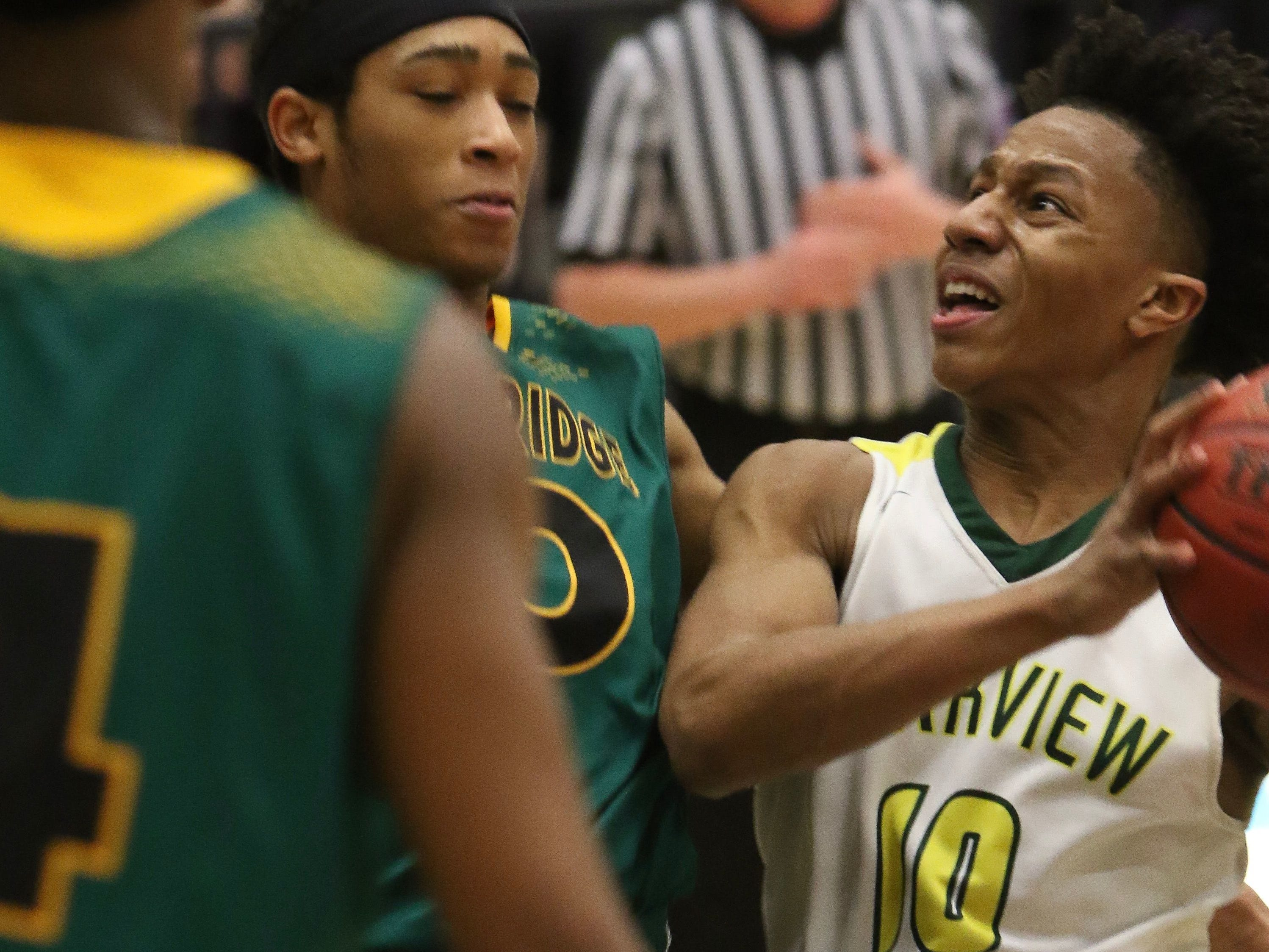 March 10: Parkview High School's historic season comes to an end.