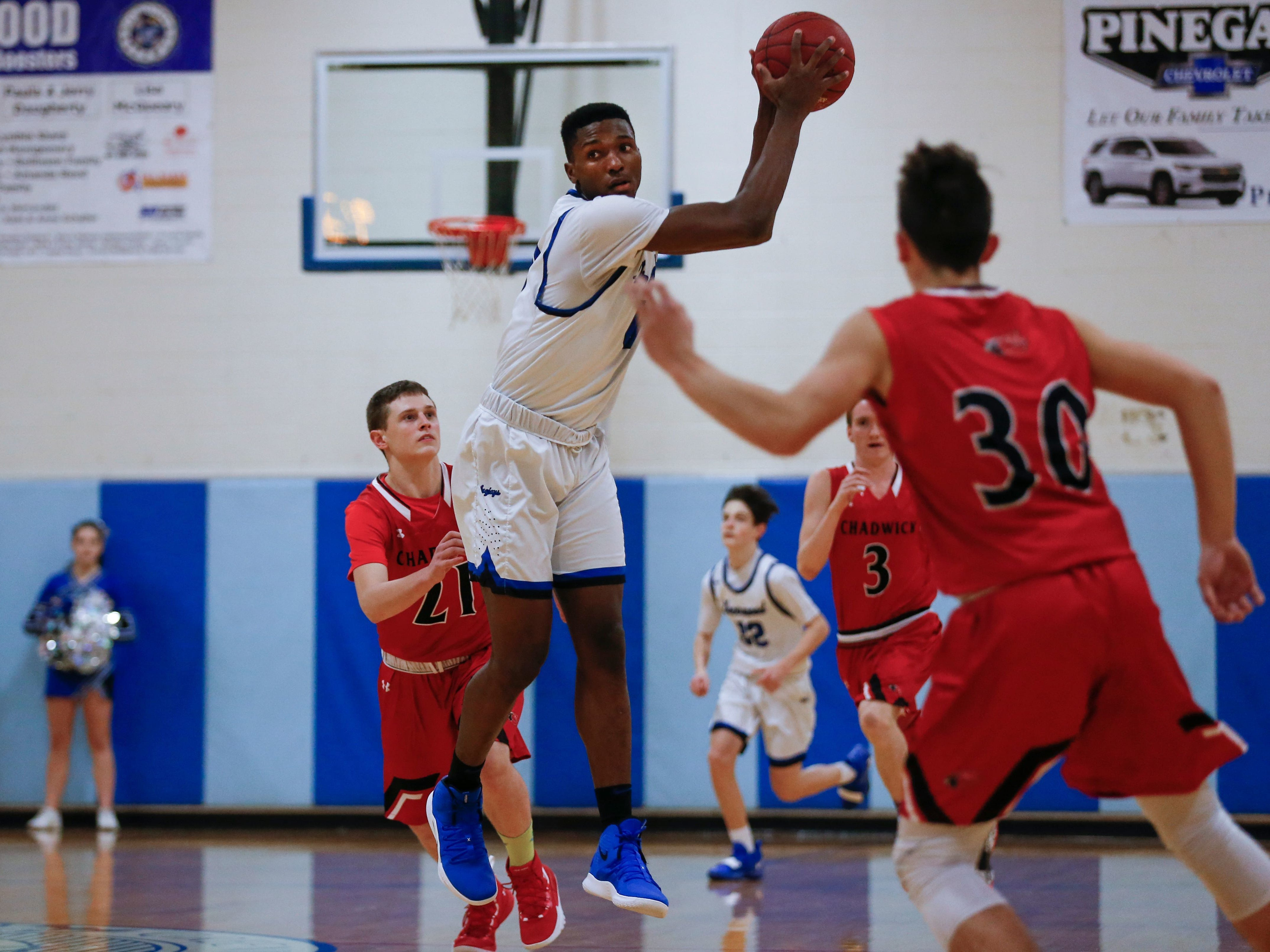 Dec. 4: Aminu Mohammed makes home debut with Greenwood.