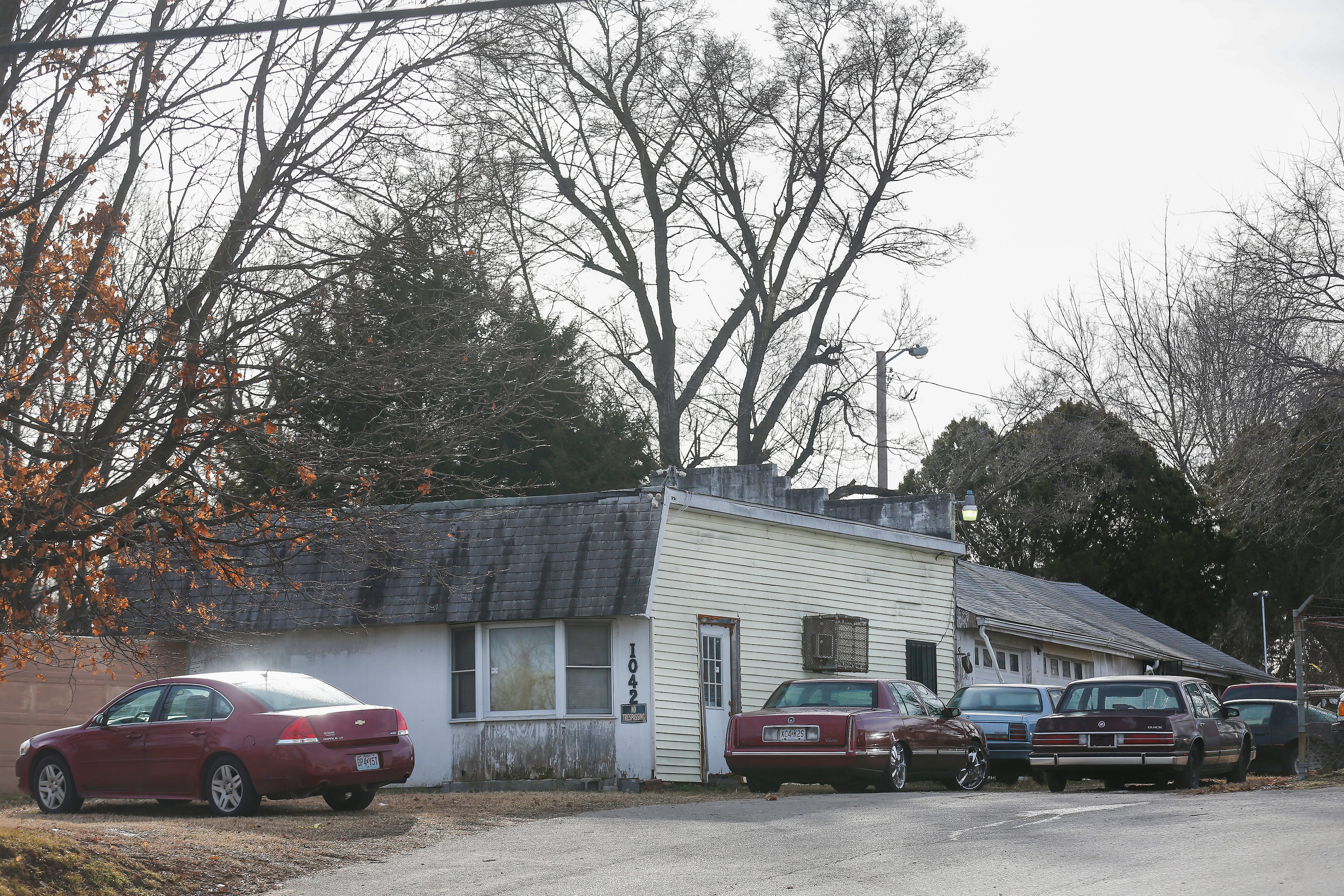 Police say eight people were shot Dec. 23 during a party at 1042 W. College St.