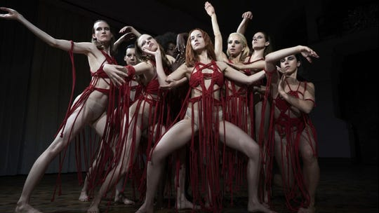 "A bizarre dance school in Berlin was the setting of the nightmarish ""Suspira"" (2018)."
