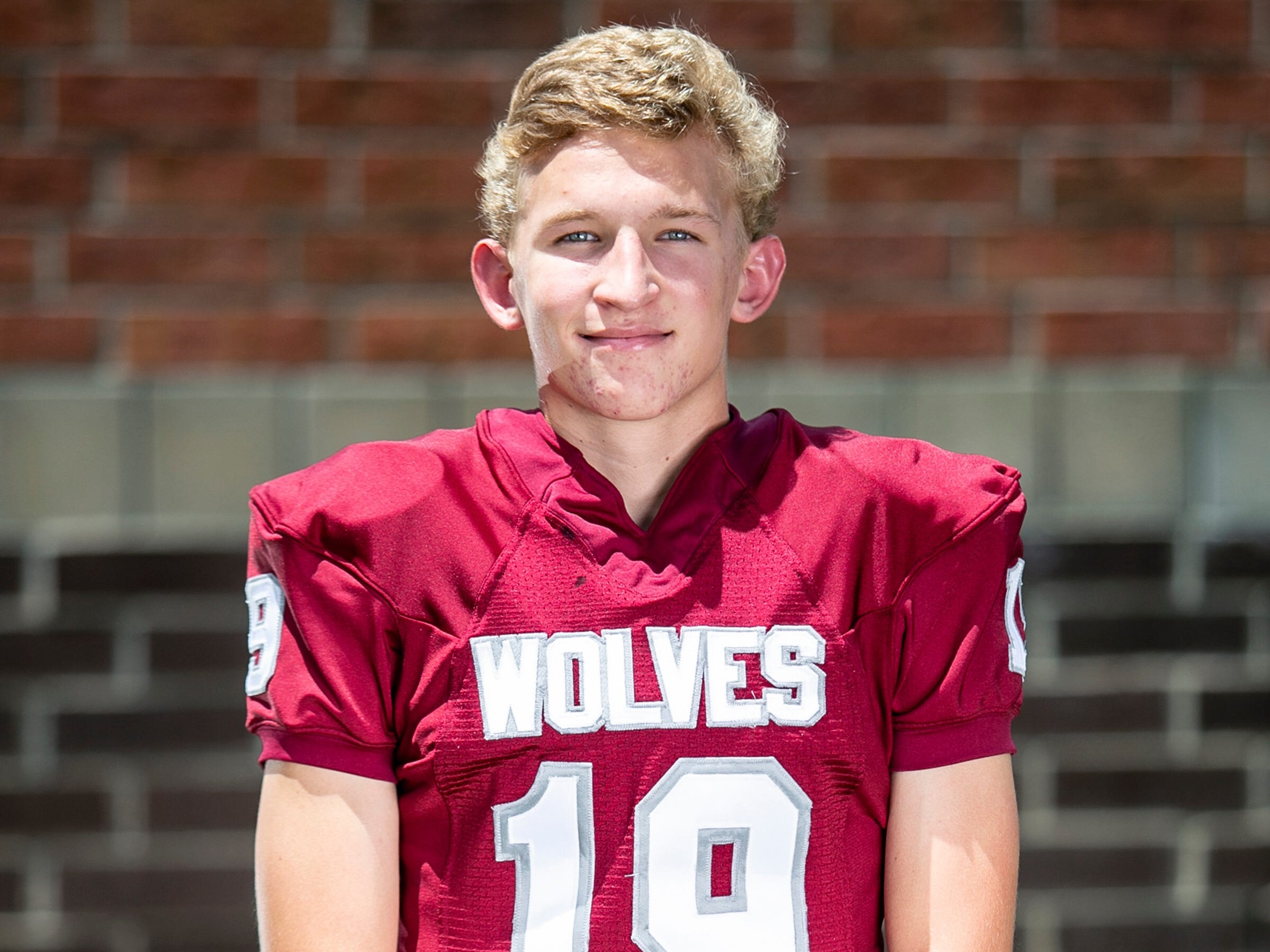 Chiles senior kicker Tyler Keltner was named to the 2018 All-Big Bend football first team for offense. STATS: 40-41 PAT, 7-10 FG, long 48; 27 punts, 925 yards, 34.3 avg., long 53