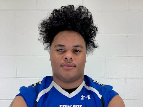Godby senior defensive tackle Quentin Jones was named to the 2018 All-Big Bend football first team for defense. STATS: 74 T, 15 TFL, 7.5 sacks
