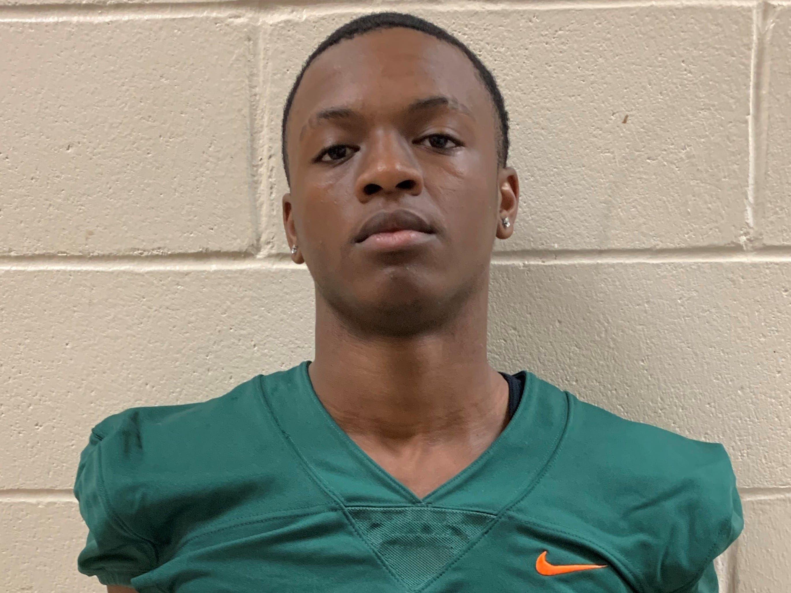 FAMU DRS senior safety Keyon Pollocks was named to the 2018 All-Big Bend football first team for defense. STATS: 69 T, 6 INT, 9 PB, 2 FF, 3 FR, 3 def. TD