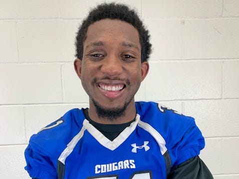 Godby senior cornerback Travis Cooper was named to the 2018 All-Big Bend football first team for defense. STATS: 61 T, 2 INT, 7 PB, 1 def. TD