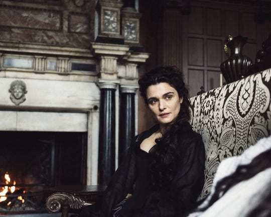 "Rachel Weisz was up for a fight in ""The Favourite."""