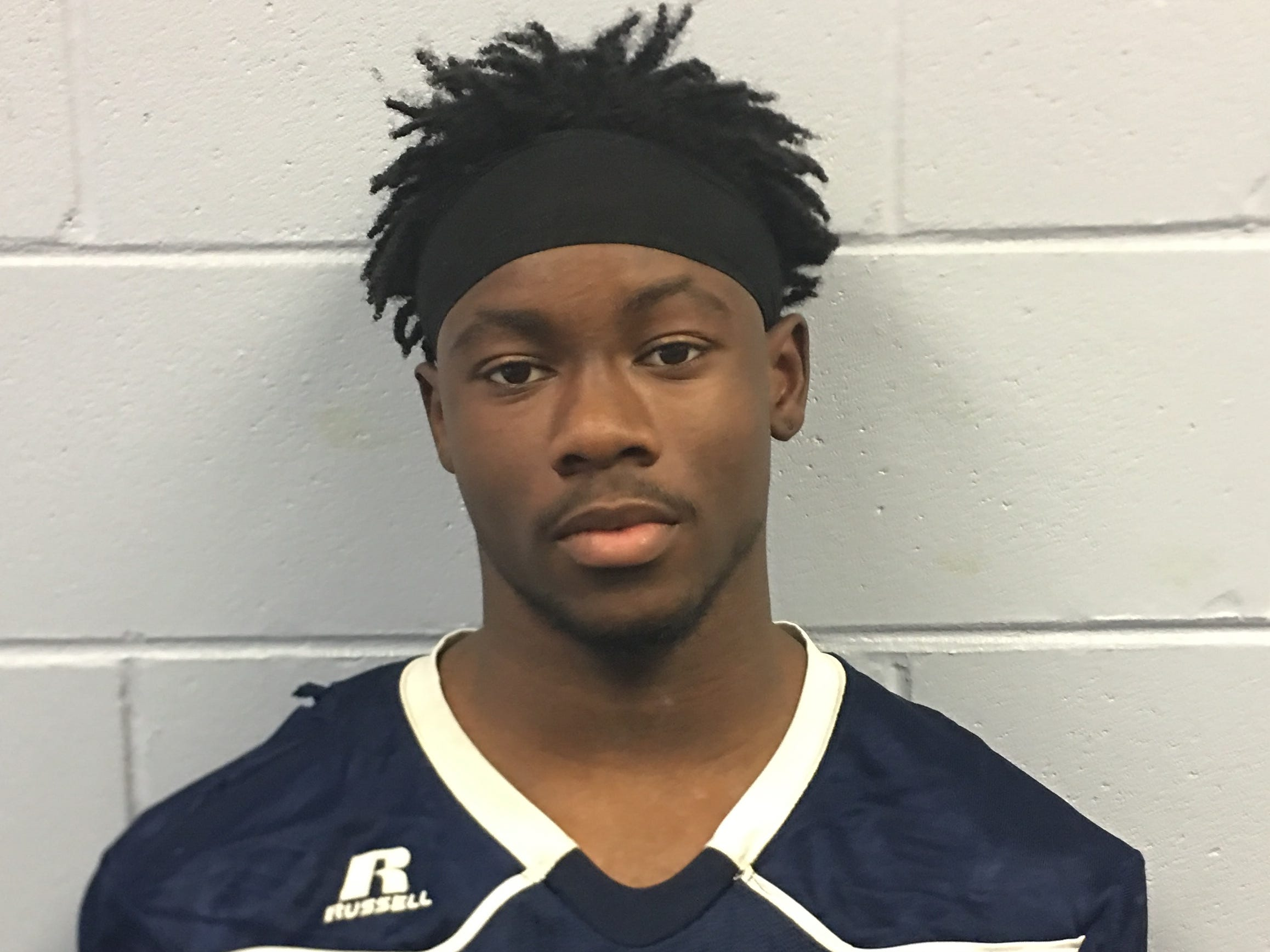 Gadsedn County senior running back Koleion Rich was named to the 2018 All-Big Bend football first team for offense. STATS: 1,250 rush yards, 7 TD; 350 rec. yards; 3 KR TD; pass TD