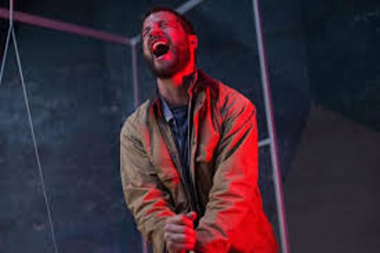"Logan Marshall Green was worked on in ""Upgrade."""