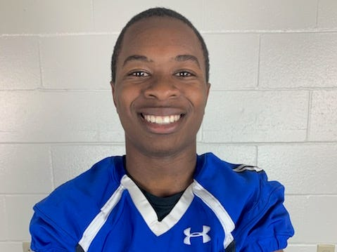 Godby junior receiver Alvin Jones was named to the 2018 All-Big Bend football first team for offense. STATS: 46 rec., 600 yards, 6 TD; 4 PR TD