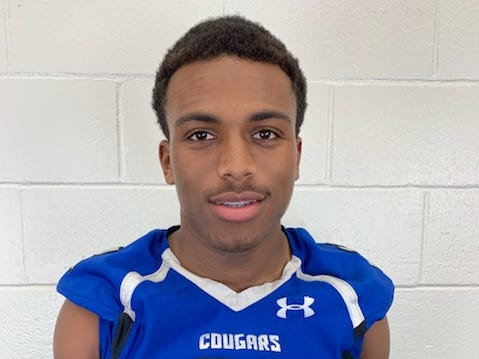 Godby senior receiver Trevor Solomon-Wilson was named to the 2018 All-Big Bend football first team for offense. STATS: 30 rec., 852 yards, 9 TD
