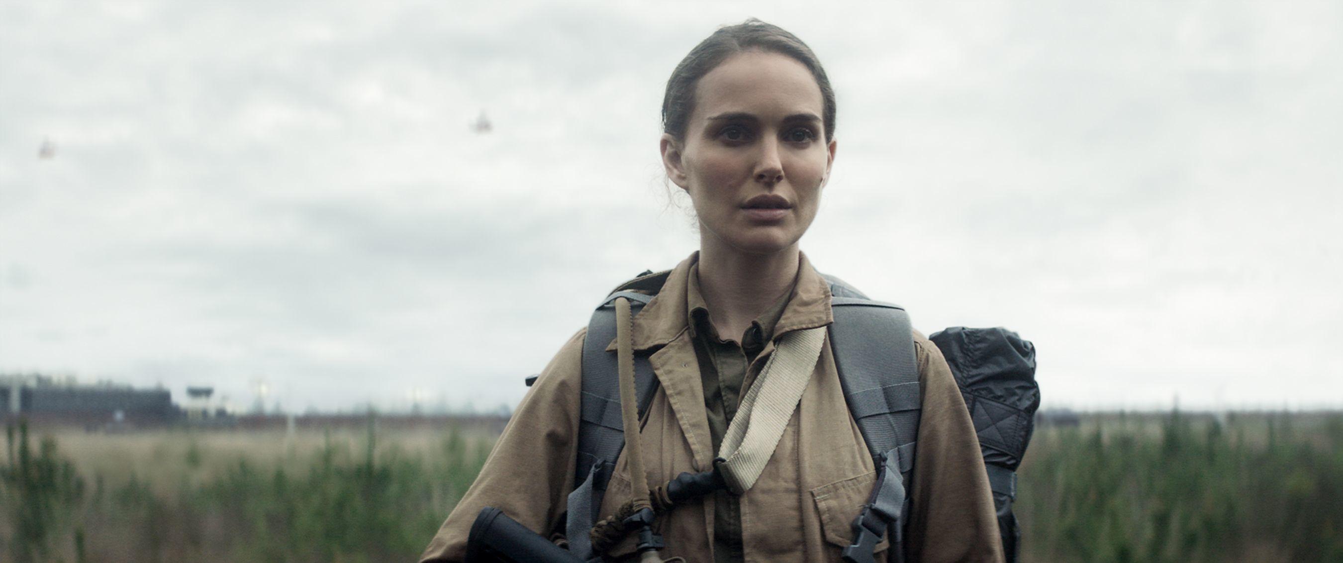 """Natalie Portman's starred in """"Annihilation."""""""