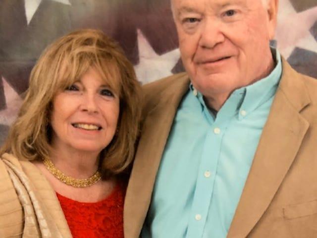 Maureen and Jerome McIntee