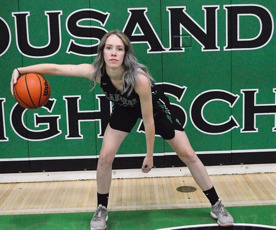 Two years after helping Thousand Oaks win a CIF title, Lizzy Benton is a senior leader for the Lancers.
