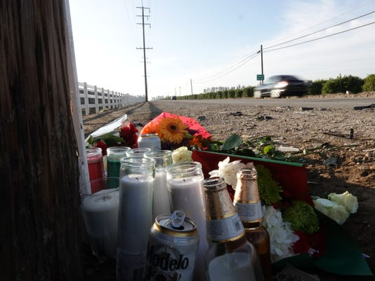 Highway 118 fatal Somis
