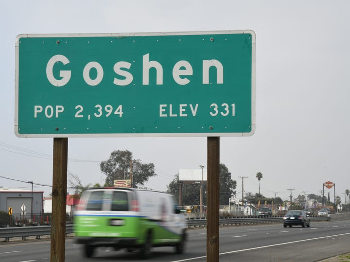 A New Initiative Will Bring Clean Energy To 1600 Homes In Goshen And Other Rural Tulare