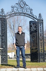 Andy Todd, owner of Graystone on Hudson Graystone on Hudson in Tarrytown on Dec. 24, 2018.