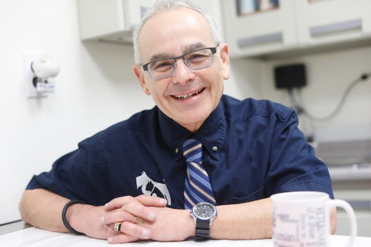 Dr. Robert Weiner, DVM, owner of the County Animal Hospital in New City on Dec. 24, 2018, has been named the new president of the New York State Veterinary Medicine Society