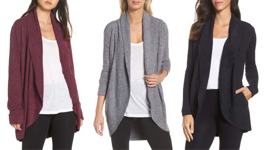 Our readers went nuts for these cozy cardigans.