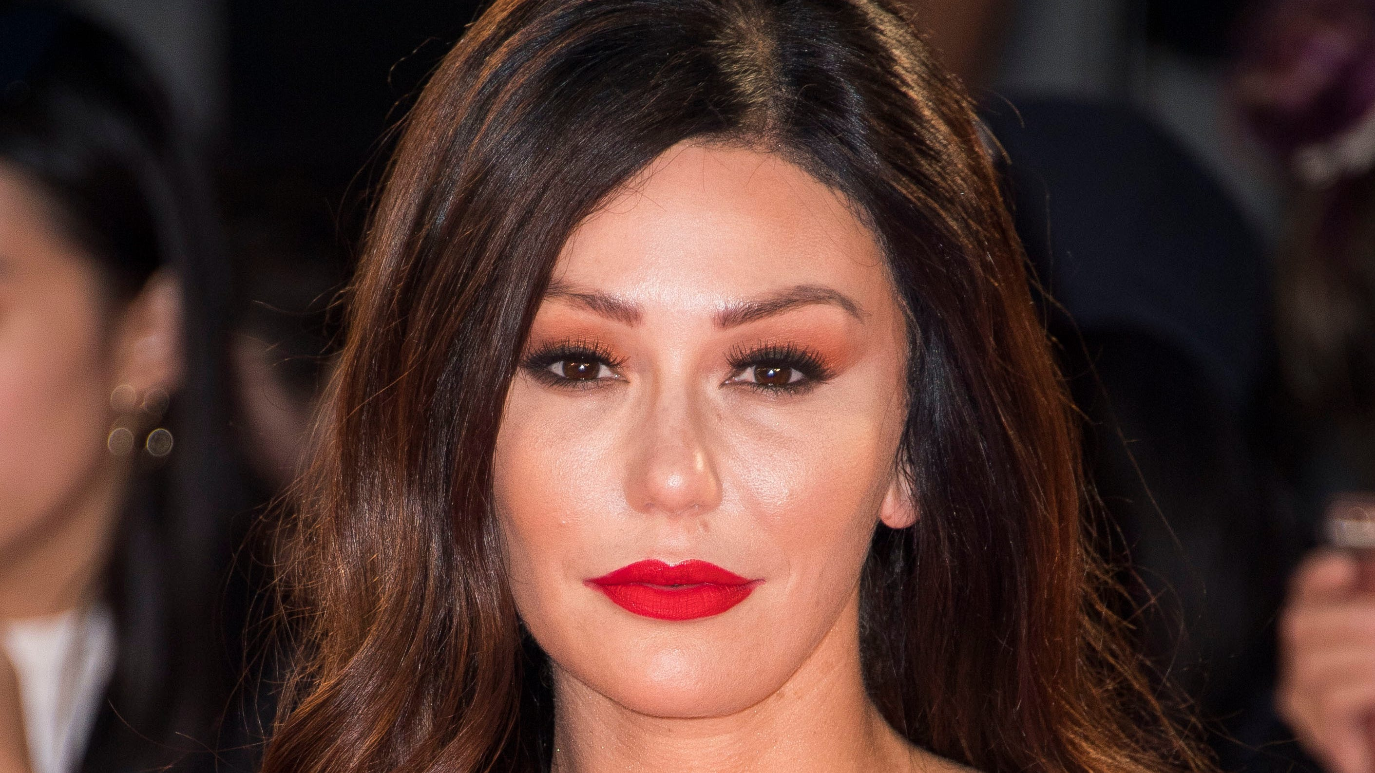 Jenni 'JWoww' Farley shares touching home video of son Greyson's progress