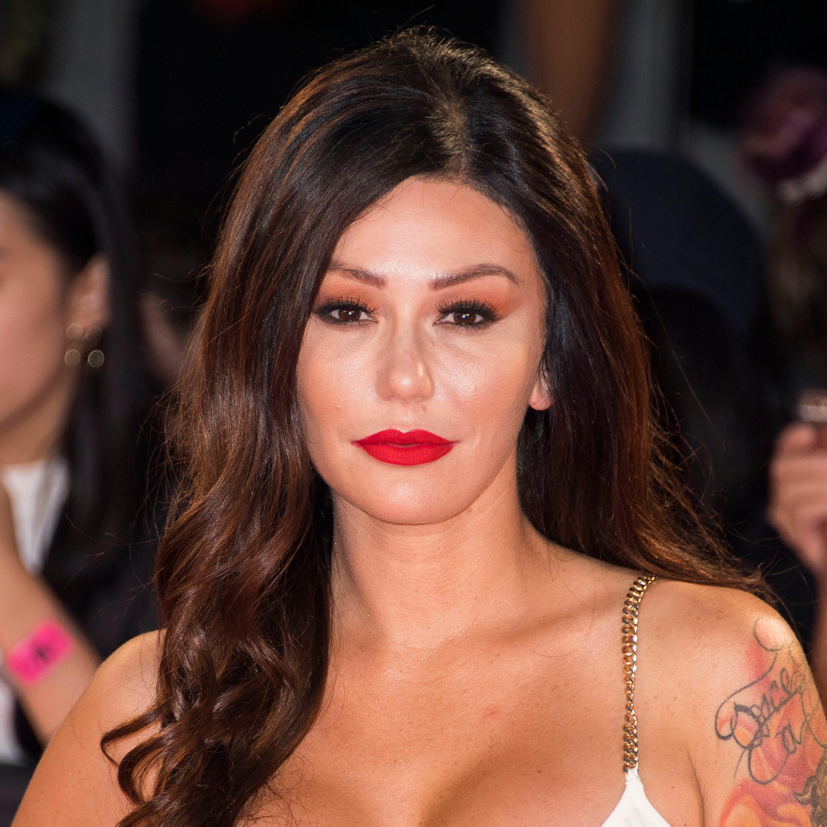 "Jenni ""JWoww"" Farley shares her son's progress after being diagnosed with autism."